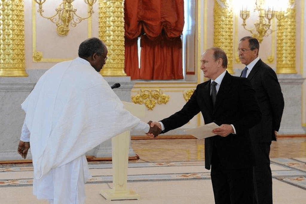 ethiopia and russia relationship with soviet