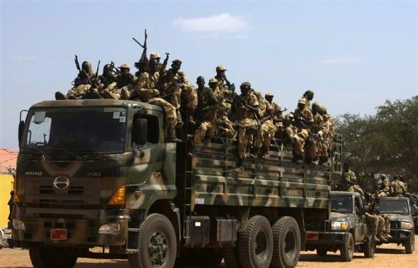 S Sudan: Soldiers pullout from Ngo Bagari County - Geeska