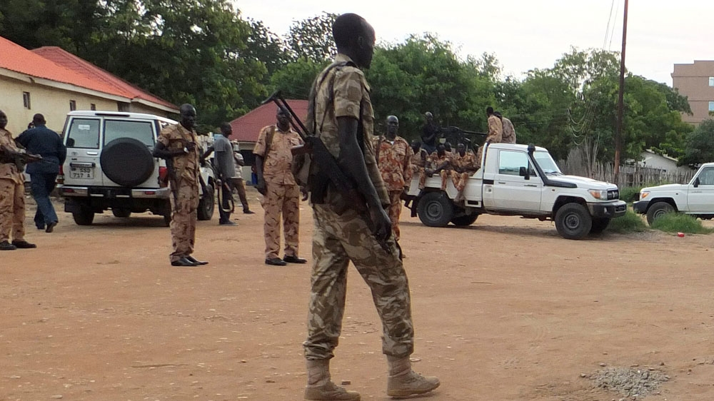 South Sudanese rebel leader flees country