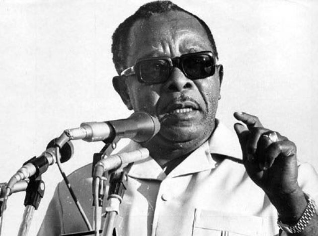 aboudjumbe Tanzania mourns the death of former President