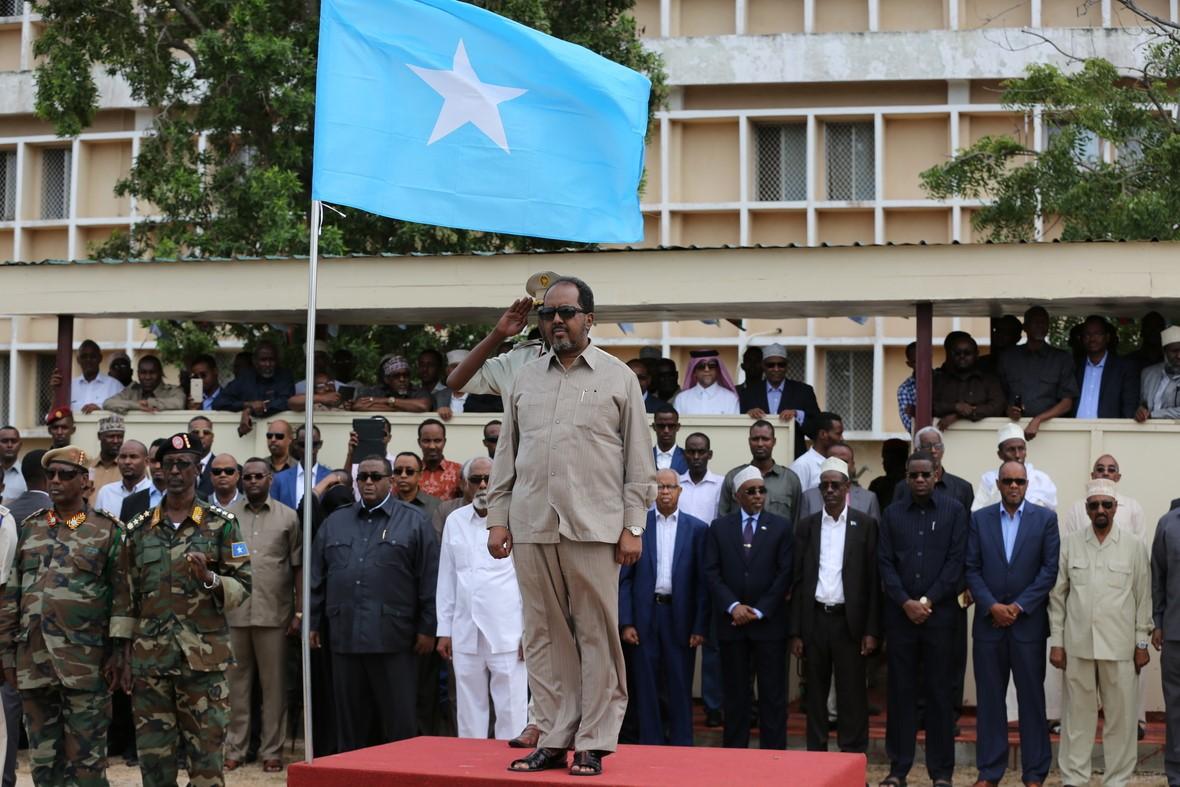 som gen 11 President attended a state funeral for former Vice President