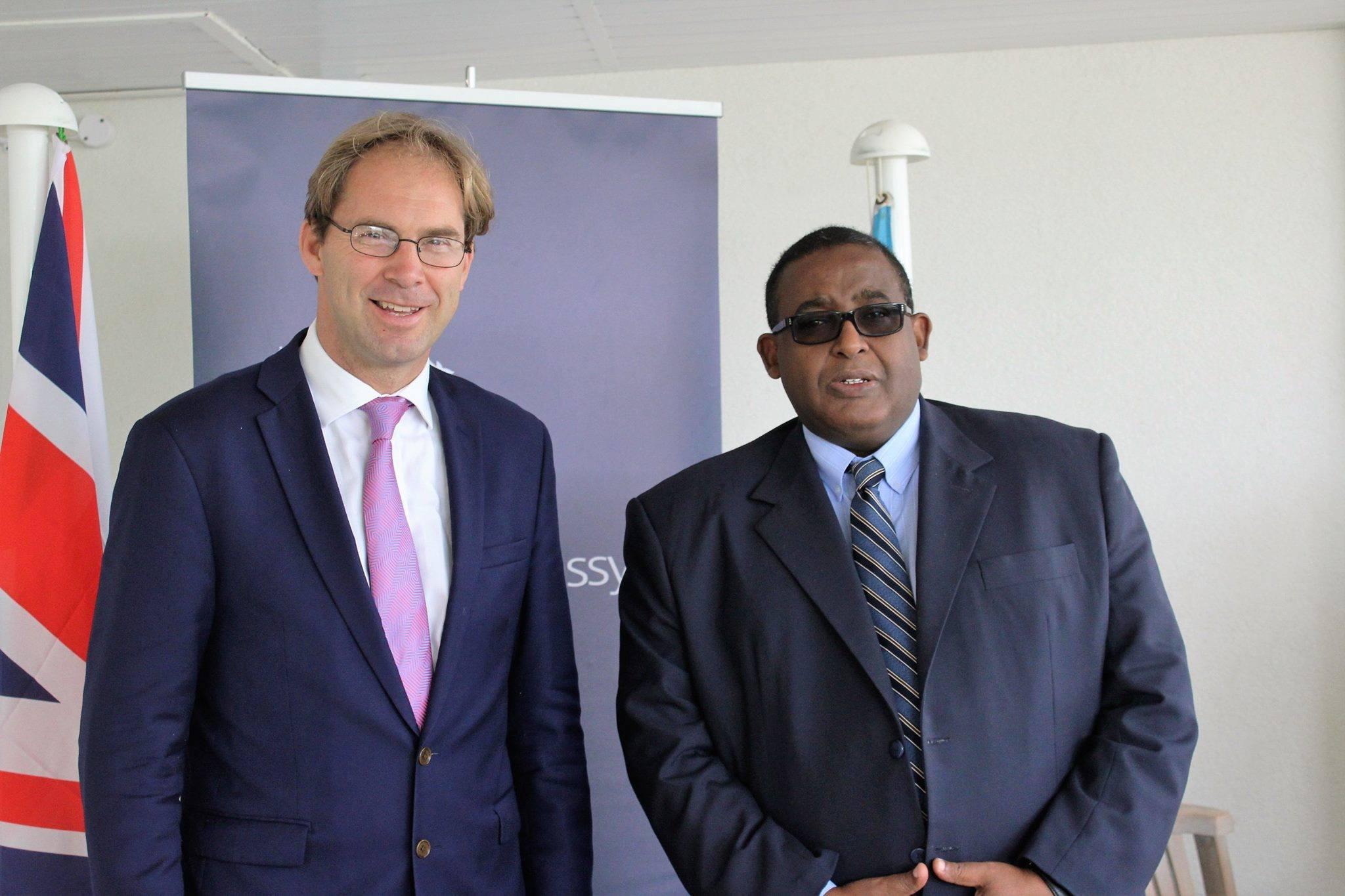 uk somalia 1 Somalia: UK PM sent a special message to the President