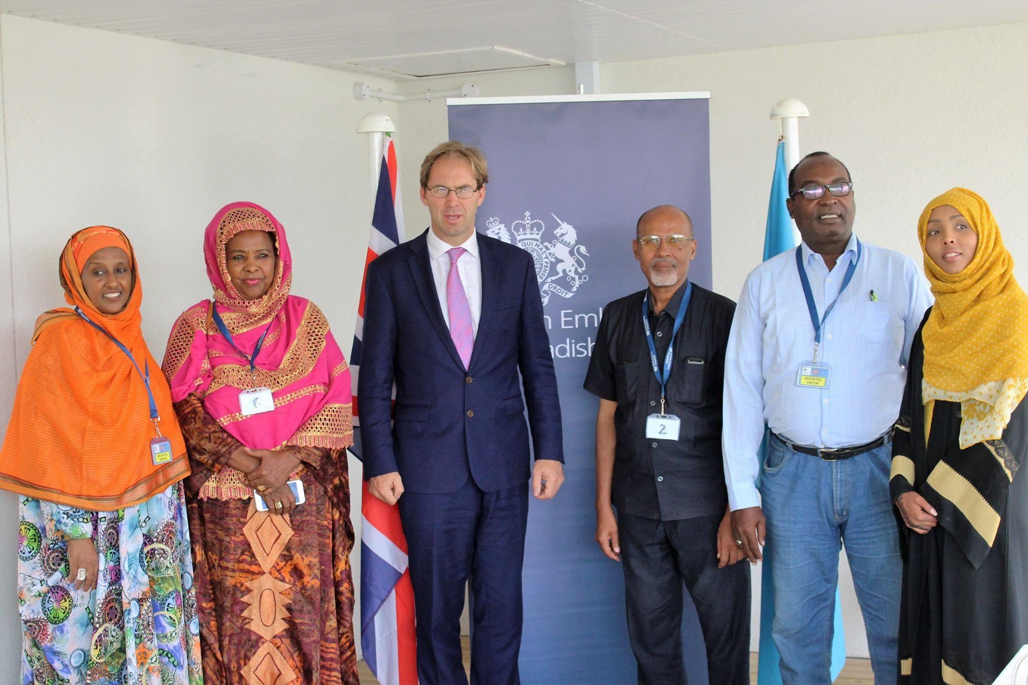 uk somalia 4 Somalia: UK PM sent a special message to the President