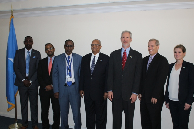 us amb199 U.S. ambassador to Somalia In Mogadishu, For First Time in 25 Years