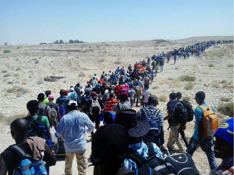 Eritrean: Israel Expels African Refugees To Death And Torture
