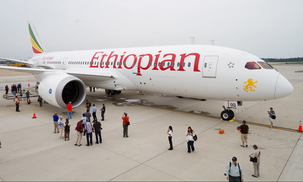 ethiopian airlines boeing 787 dreamliner aircraft Sell Ethiopian Airlines minority stake to African governments, CEO urges
