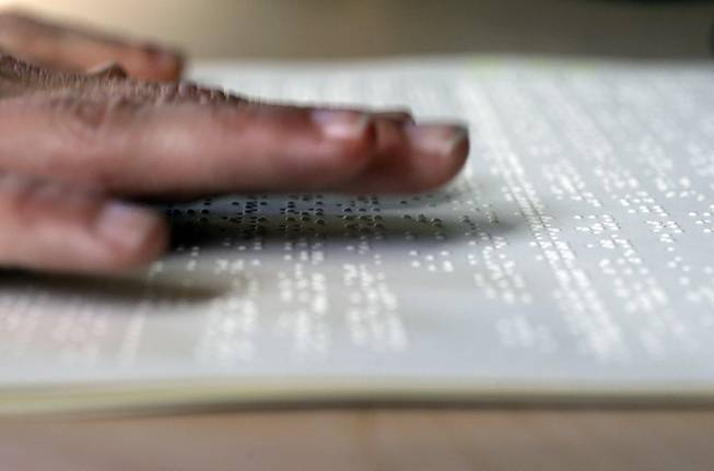 Ethiopian launches country's first Braille newspaper