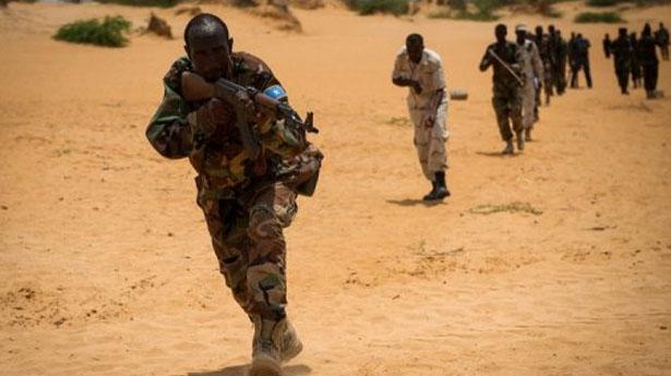 Somalia National Army