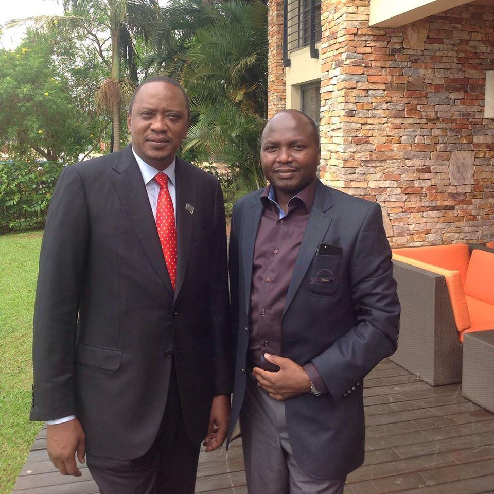 Donald Kipkorir_uhuru