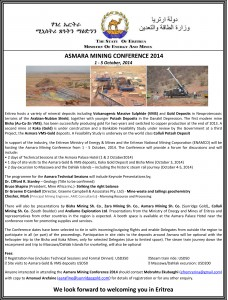 Microsoft Word - ASMARA MINING CONFERENCE 2014
