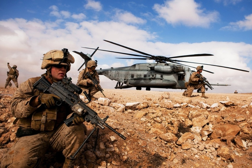 SuperStallion helicopter Homepage - Loop