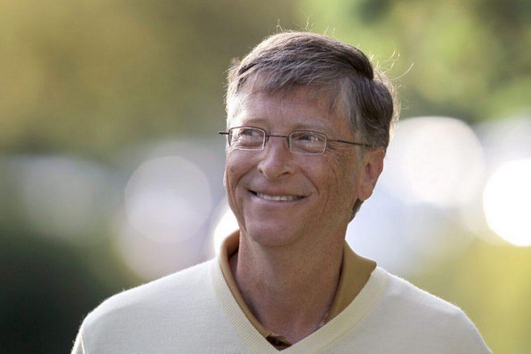 Bill Gates Kenia
