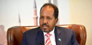 Hassan Sheikh Mohamud
