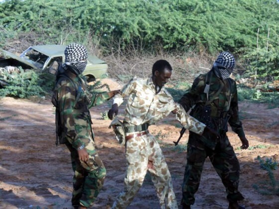 In Somalia, African Union Troops Accused Of Killing Dozens