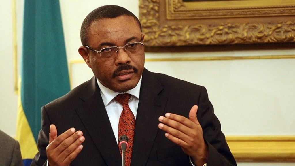 Hailemariam PMDessalegn Homepage - Big Slide