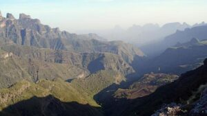 Wildlife-watching on Ethiopia's stunning mountain ranges