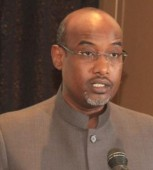 Djiboutian Minister of Energy