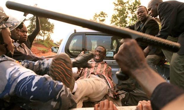 Uganda Kizza Besigye Homepage - Newsmag