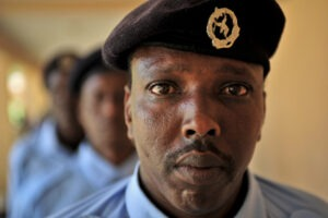AMISOM Police Somalia Police will Stand on its Own 2017