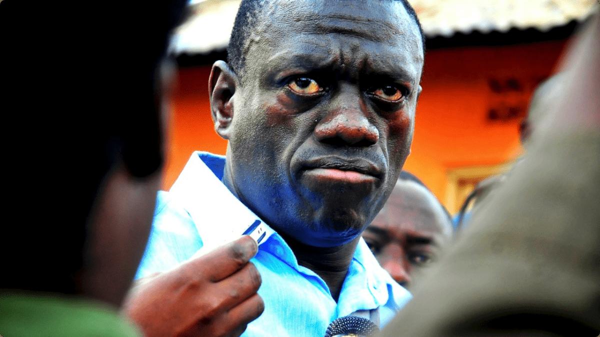 besigye 1 1 Homepage - Newsmag
