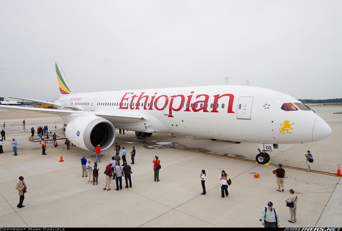 ethiopa air