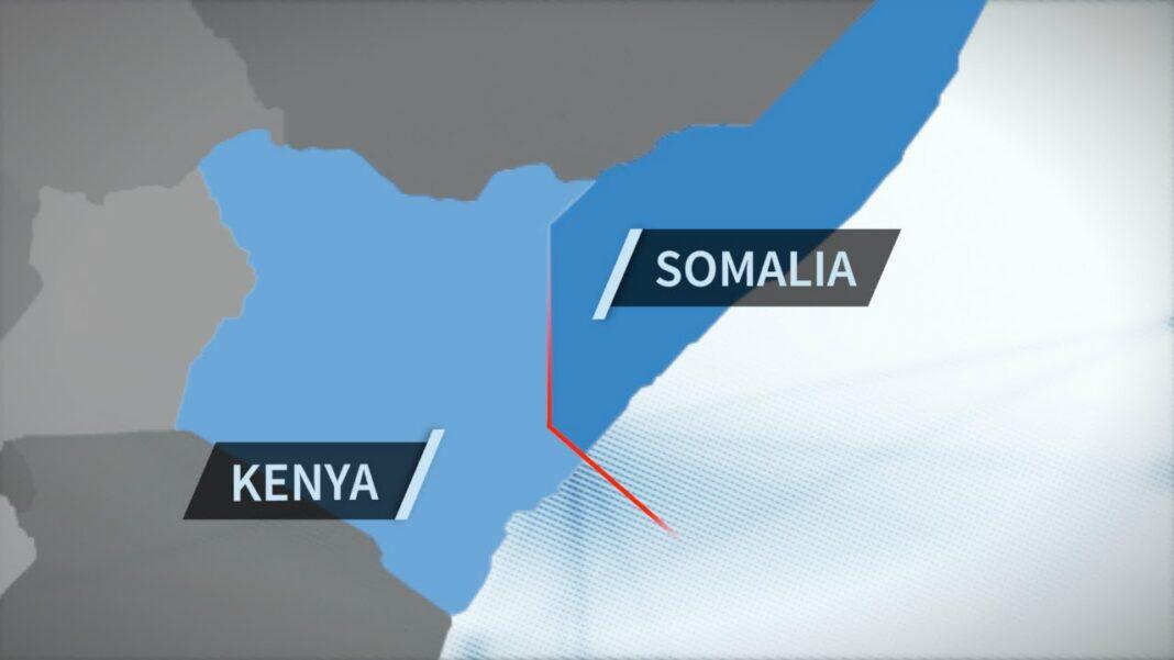 somalia kenya border