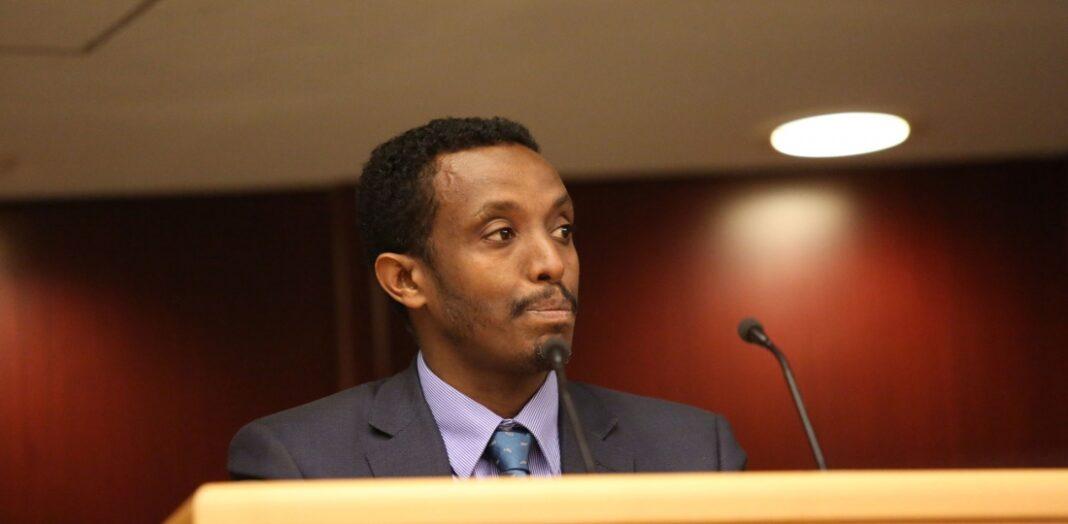 tewodros-dawit CEO