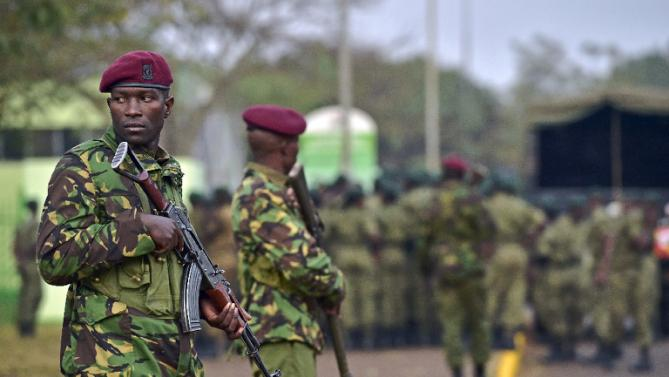 Kenya withdraws first batch of troops from UN South Sudan mission