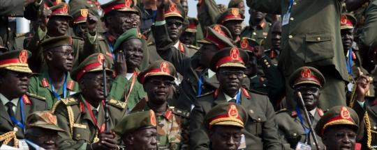 Two S.Sudan generals in jail for over three months without trial