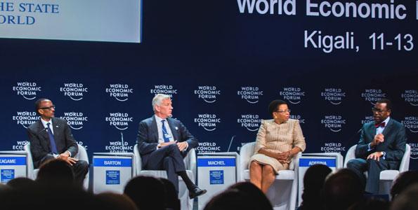 World Economic Forum Roundup: Africa's economy and health