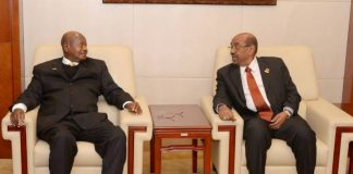Sudan's Bashir pays rare visit to Uganda on Thursday