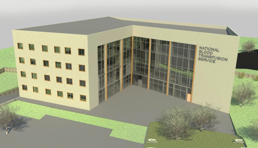 Ethiopia: National Blood Transfusion Service Center, Cost $5M