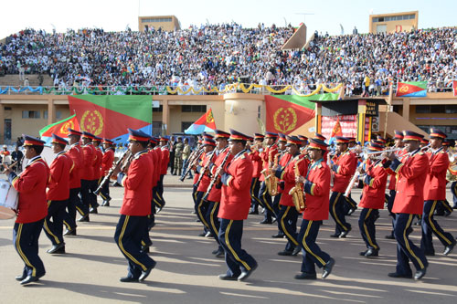 may 24 news celebration162 Eritrea's Silver Jubilee Independence Anniversary