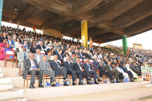 may 24 news celebration163 Eritrea's Silver Jubilee Independence Anniversary
