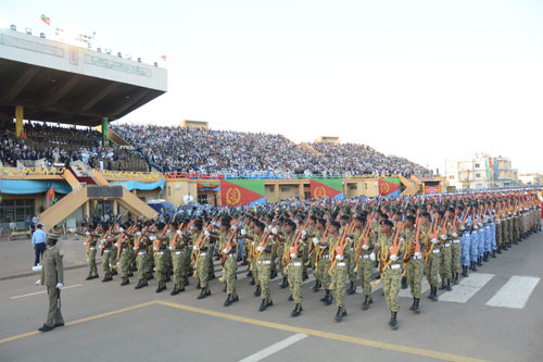 may 24 news celebration166 Eritrea's Silver Jubilee Independence Anniversary