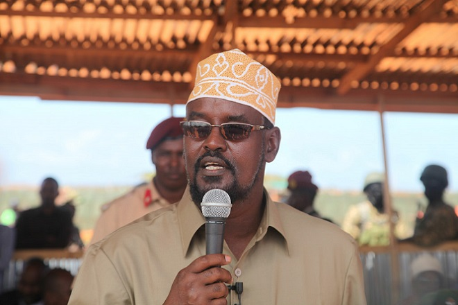 police 5 Somalia: 198 Somali Police Officers Graduate in Kismayo