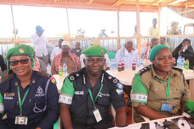 police 6 Somalia: 198 Somali Police Officers Graduate in Kismayo
