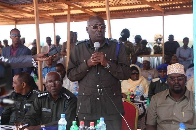 police 7 Somalia: 198 Somali Police Officers Graduate in Kismayo