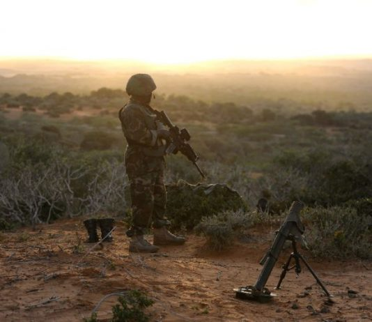 Somalia Islamist Militants Target African Union Base in Capital
