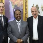 sw5 President receives credentials from ambassadors of South Korea and Switzerland