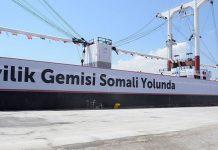 Somalia: Turkey sent 11,000 tons of aid