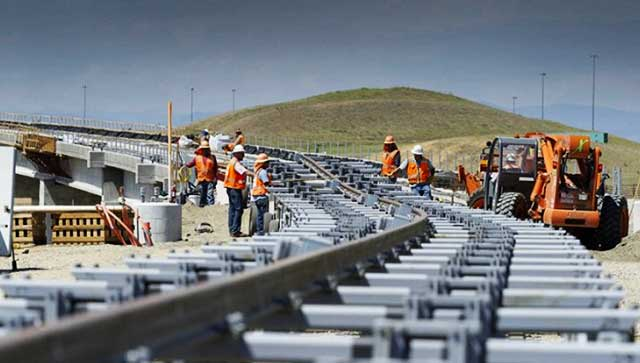 Chinese firms complete Ethiopia-Djibouti railroad project