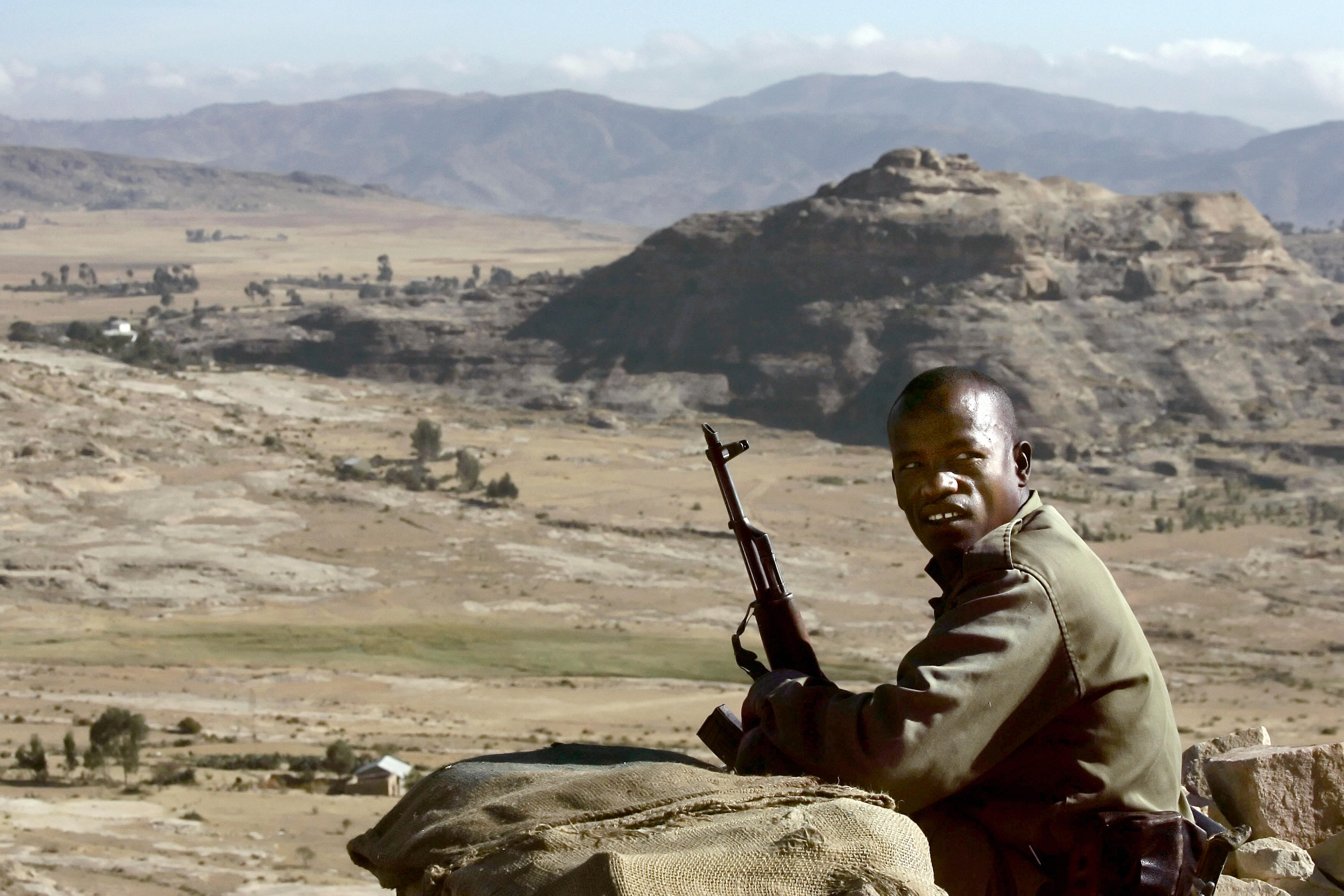 Why the skirmishes between Ethiopia and Eritrea won't spiral