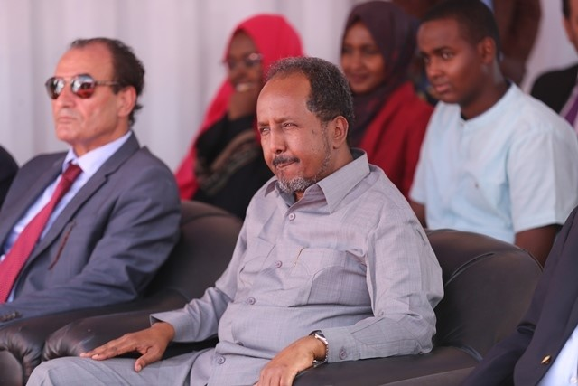 port som New International terminal Port In Mogadishu