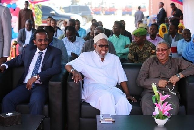 port somalia 1 New International terminal Port In Mogadishu