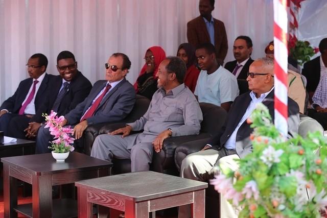 port somalia New International terminal Port In Mogadishu