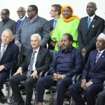 somalia con1 Somalia: Federal and State Leaders Forum,Day 2