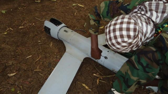 1467271454872fa Somalia: Al-Shabaab claim holding crashed US Drone