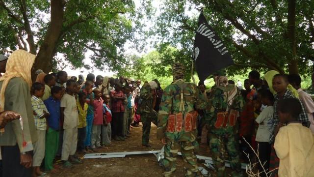 146727146070e1a Somalia: Al-Shabaab claim holding crashed US Drone
