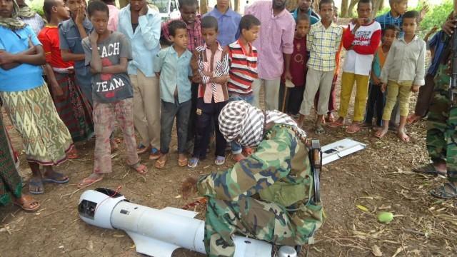 14672714720ac0e Somalia: Al-Shabaab claim holding crashed US Drone